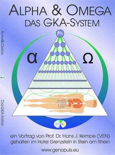 "DVD ""Alpha&Omega"" The GKA-System"